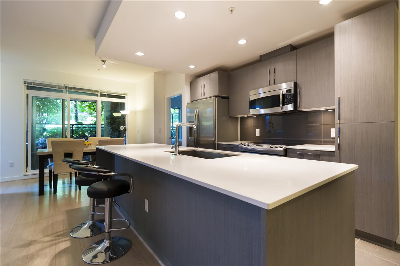 Condo Apartment at 105 3479 WESBROOK MALL, Unit 105, Vancouver West, British Columbia. Image 4