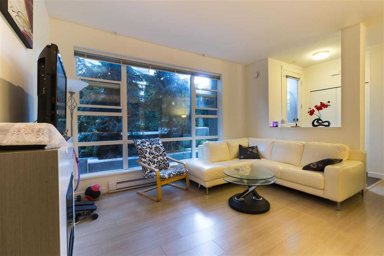 Condo Apartment at 105 3479 WESBROOK MALL, Unit 105, Vancouver West, British Columbia. Image 8