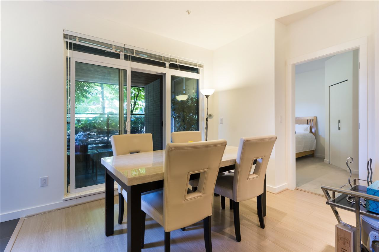 Condo Apartment at 105 3479 WESBROOK MALL, Unit 105, Vancouver West, British Columbia. Image 9