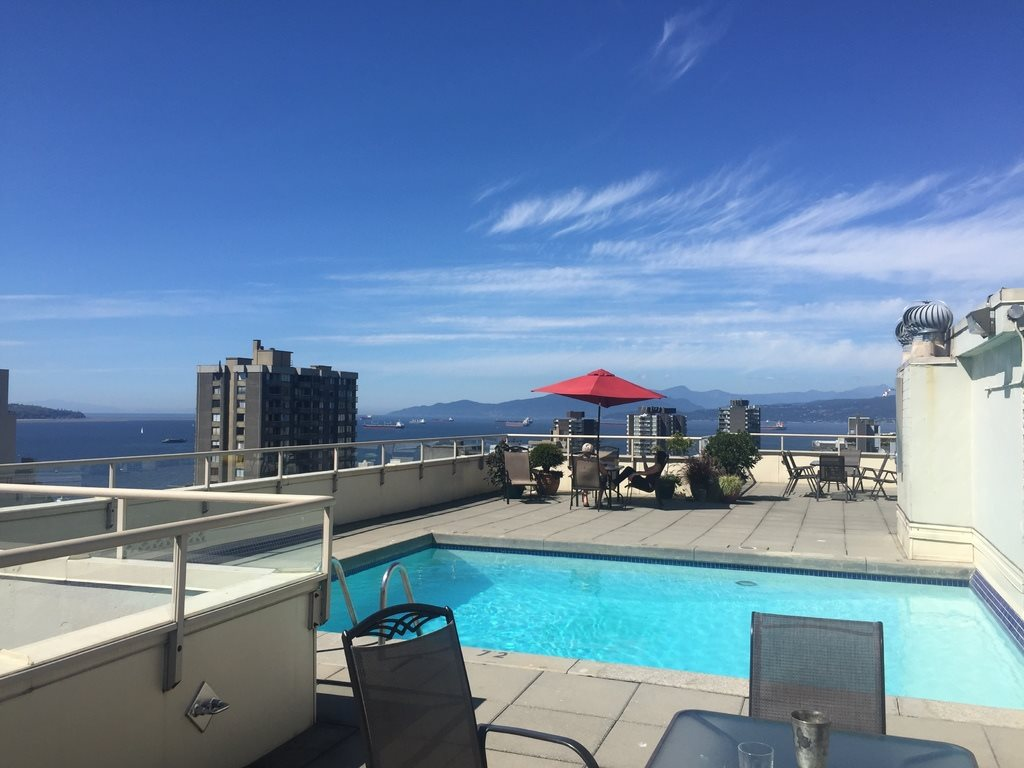 Condo Apartment at 507 1250 BURNABY STREET, Unit 507, Vancouver West, British Columbia. Image 6