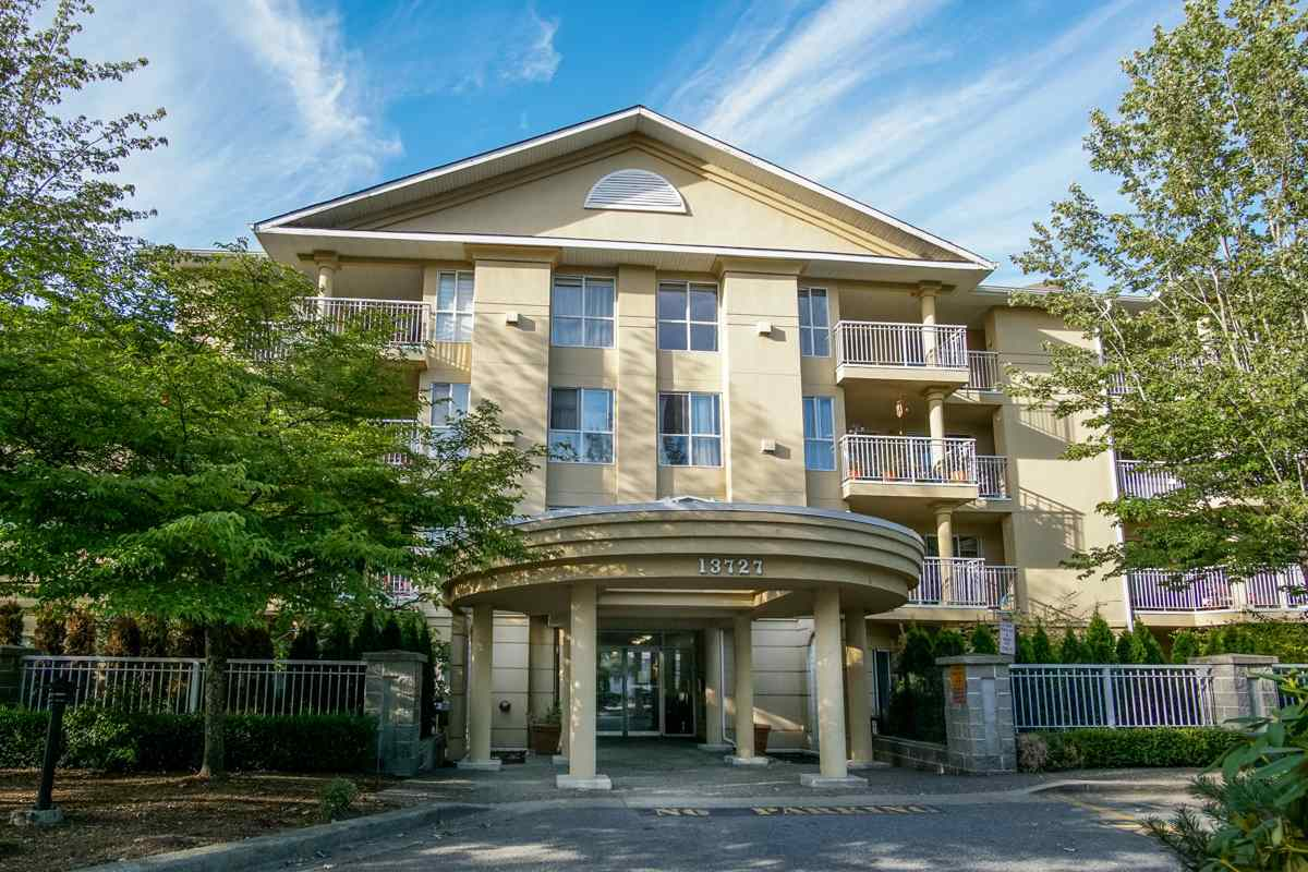 Condo Apartment at 102 13727 74 AVENUE, Unit 102, Surrey, British Columbia. Image 1