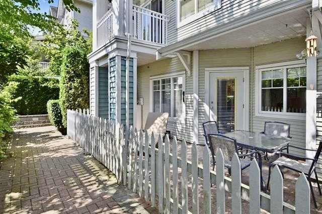 Townhouse at 8 123 SEVENTH STREET, Unit 8, New Westminster, British Columbia. Image 1