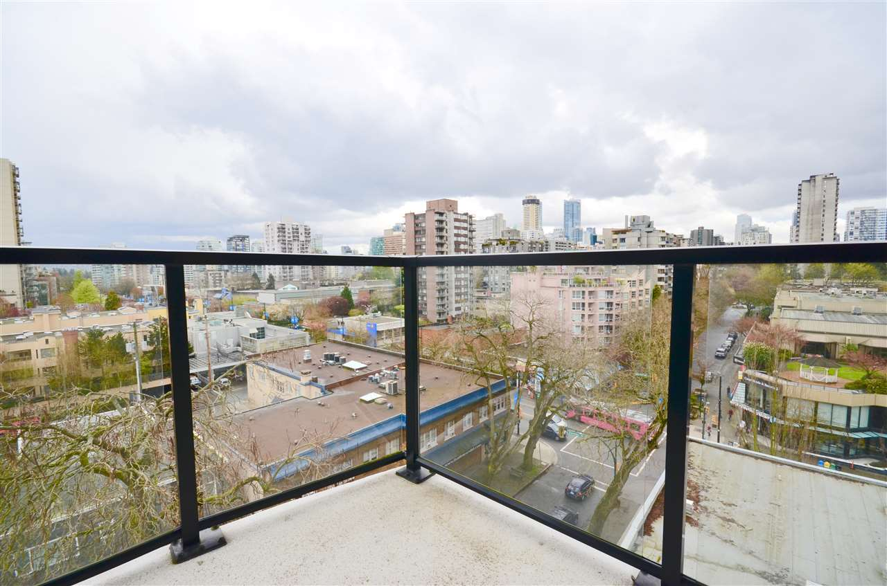 Condo Apartment at 901 1838 NELSON STREET, Unit 901, Vancouver West, British Columbia. Image 1