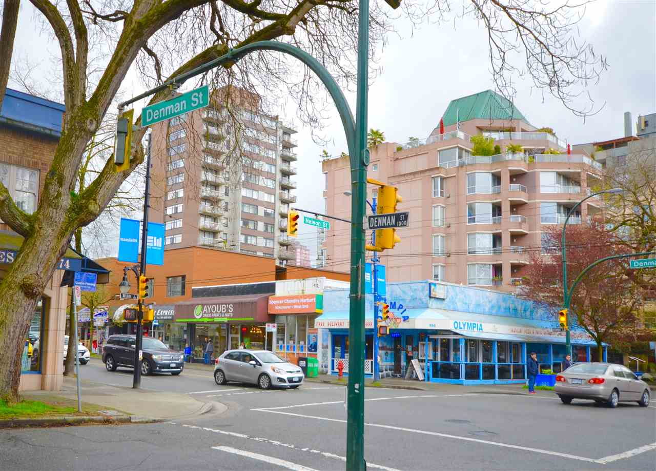 Condo Apartment at 901 1838 NELSON STREET, Unit 901, Vancouver West, British Columbia. Image 3