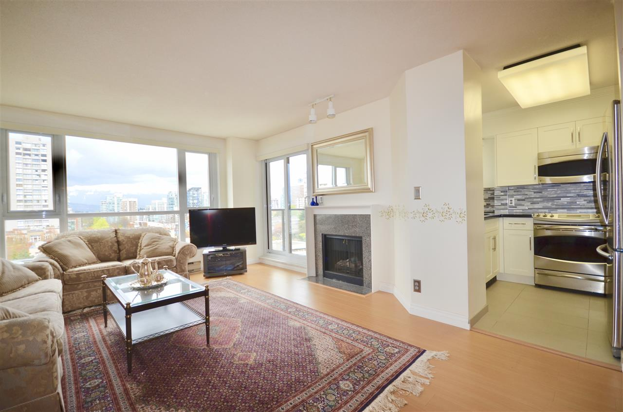 Condo Apartment at 901 1838 NELSON STREET, Unit 901, Vancouver West, British Columbia. Image 9