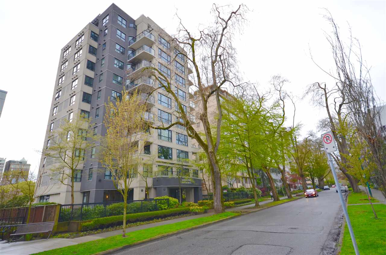 Condo Apartment at 901 1838 NELSON STREET, Unit 901, Vancouver West, British Columbia. Image 10