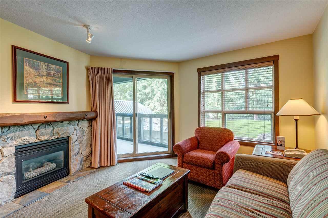 Condo Apartment at 303 4899 PAINTED CLIFF ROAD, Unit 303, Whistler, British Columbia. Image 1