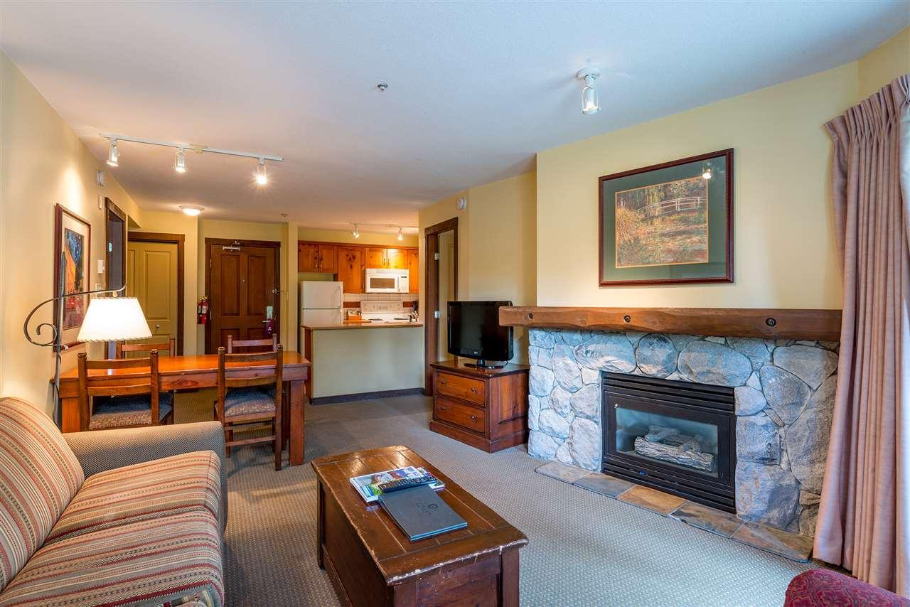Condo Apartment at 303 4899 PAINTED CLIFF ROAD, Unit 303, Whistler, British Columbia. Image 3