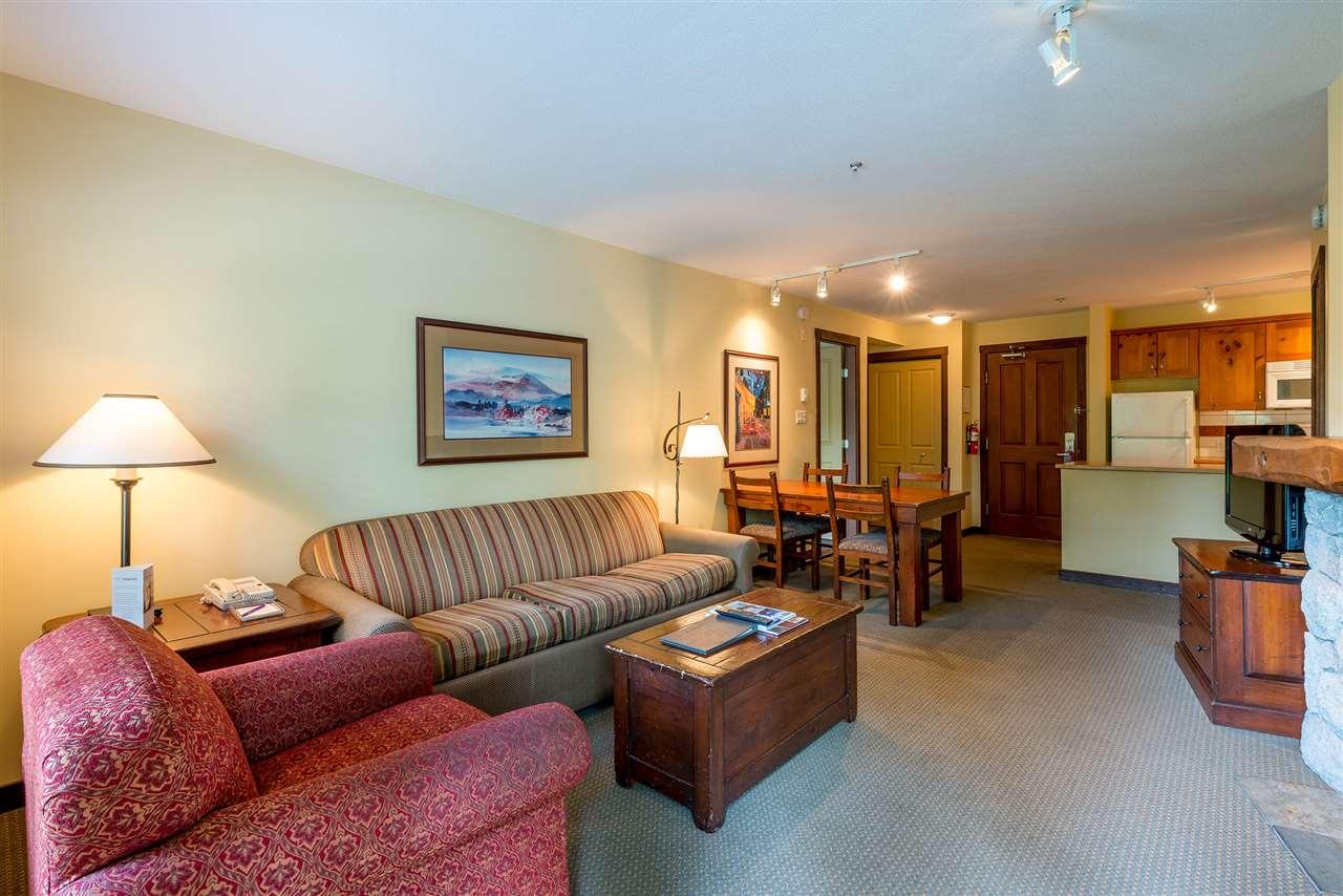 Condo Apartment at 303 4899 PAINTED CLIFF ROAD, Unit 303, Whistler, British Columbia. Image 4