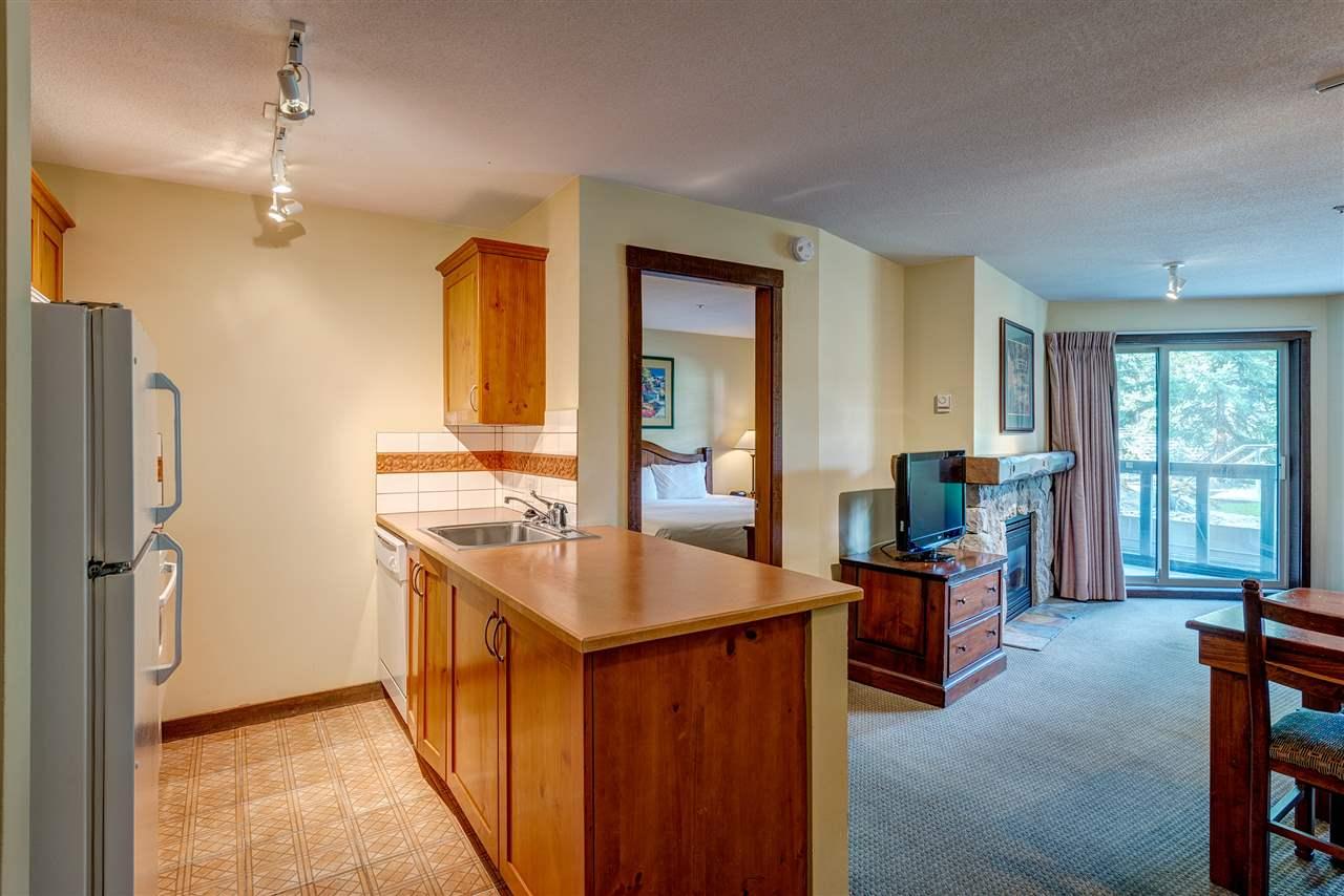 Condo Apartment at 303 4899 PAINTED CLIFF ROAD, Unit 303, Whistler, British Columbia. Image 7