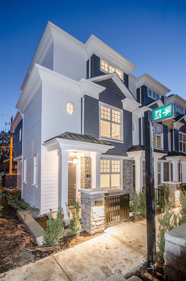 Townhouse at 274 W 62ND AVENUE, Vancouver West, British Columbia. Image 1