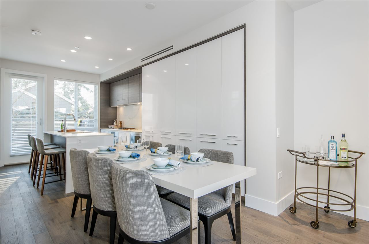 Townhouse at 274 W 62ND AVENUE, Vancouver West, British Columbia. Image 4