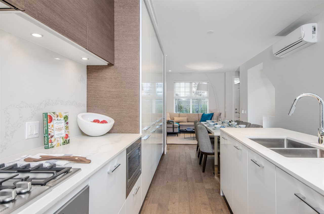 Townhouse at 274 W 62ND AVENUE, Vancouver West, British Columbia. Image 8