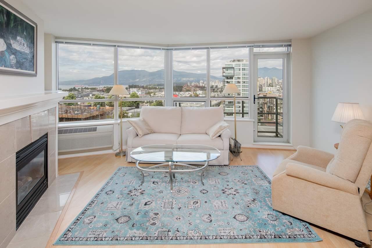 Condo Apartment at 901 1570 W 7TH AVENUE, Unit 901, Vancouver West, British Columbia. Image 2