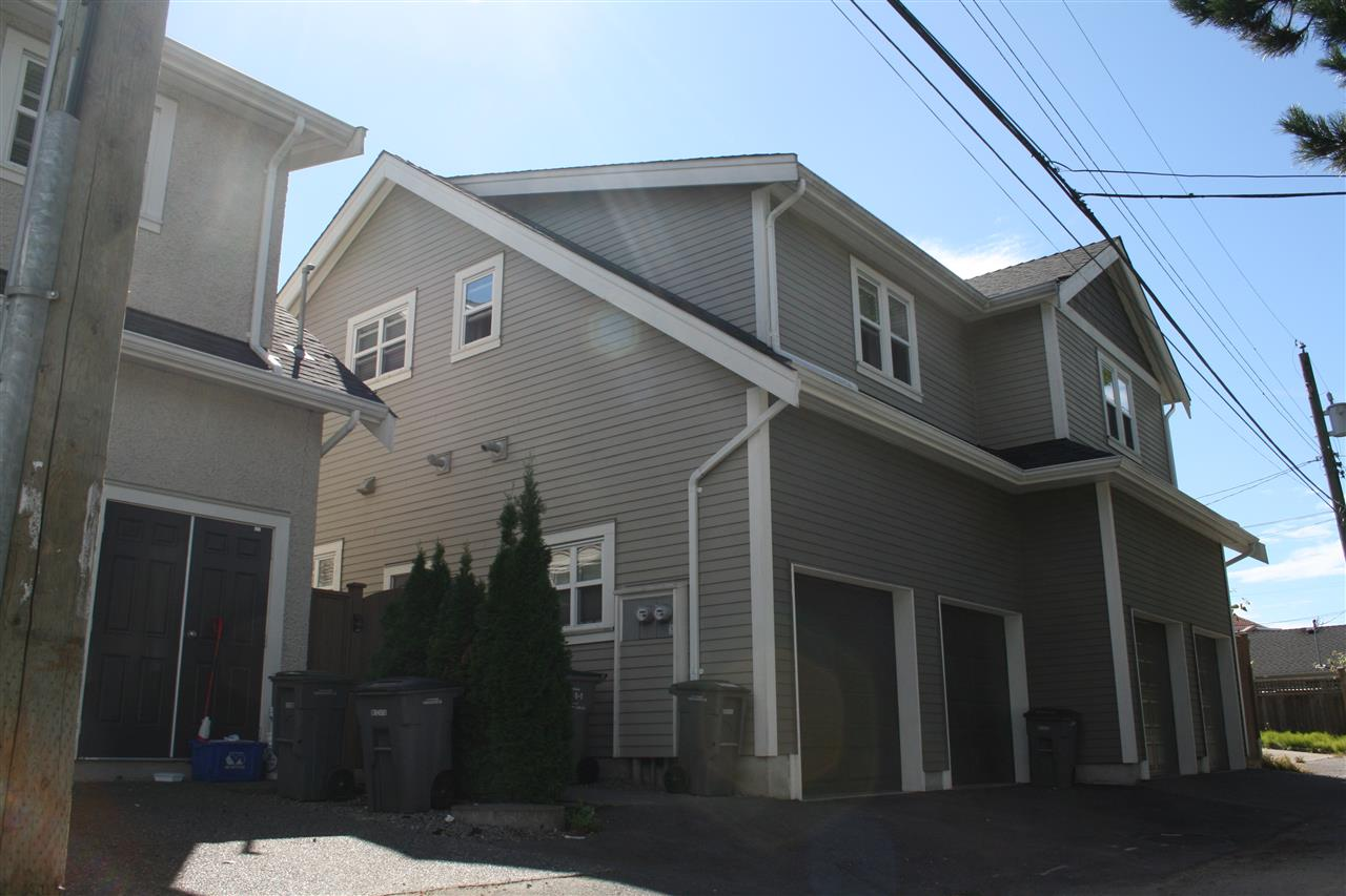 Half-duplex at 1471 E 20TH AVENUE, Vancouver East, British Columbia. Image 1