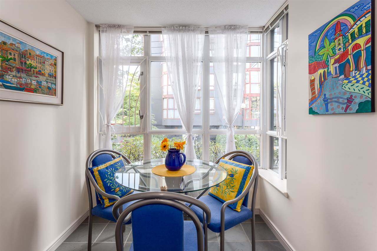 Townhouse at 102 1068 HORNBY STREET, Unit 102, Vancouver West, British Columbia. Image 10