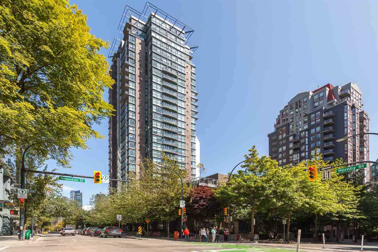 Townhouse at 102 1068 HORNBY STREET, Unit 102, Vancouver West, British Columbia. Image 18