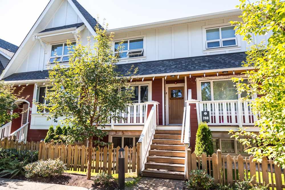 Townhouse at 2 288 CAMATA STREET, Unit 2, New Westminster, British Columbia. Image 1