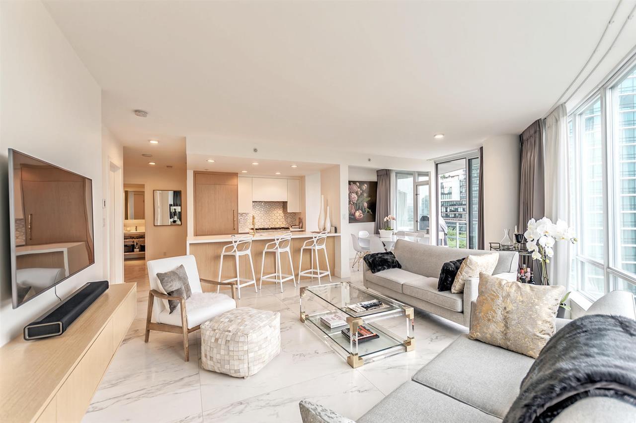 Condo Apartment at 1703 833 HOMER STREET, Unit 1703, Vancouver West, British Columbia. Image 1
