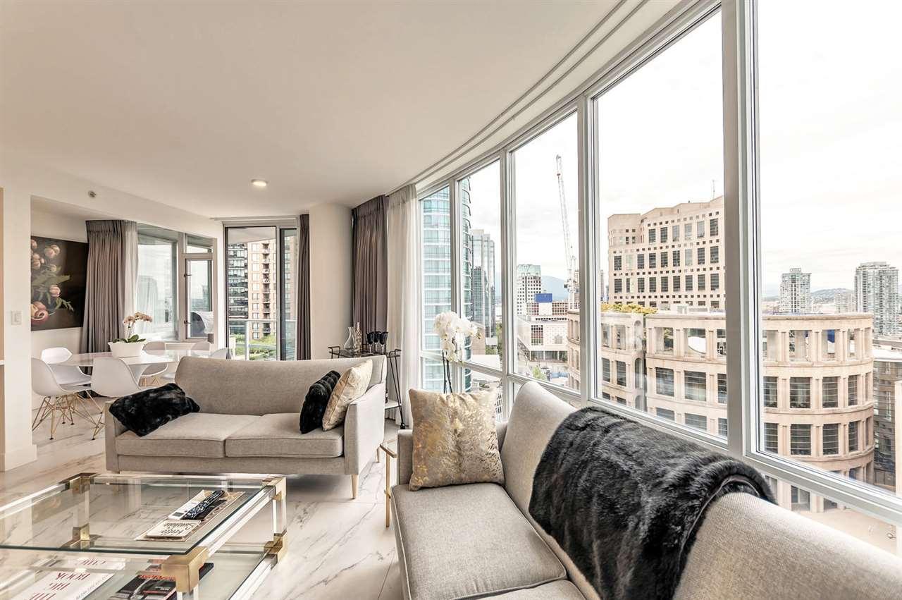 Condo Apartment at 1703 833 HOMER STREET, Unit 1703, Vancouver West, British Columbia. Image 3