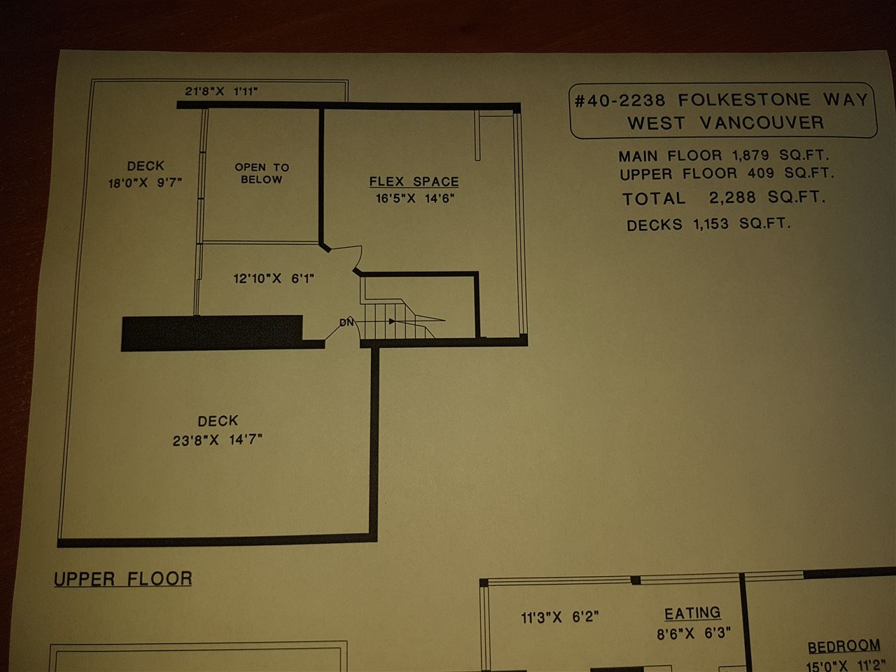 Condo Apartment at 40 2238 FOLKESTONE WAY, Unit 40, West Vancouver, British Columbia. Image 20