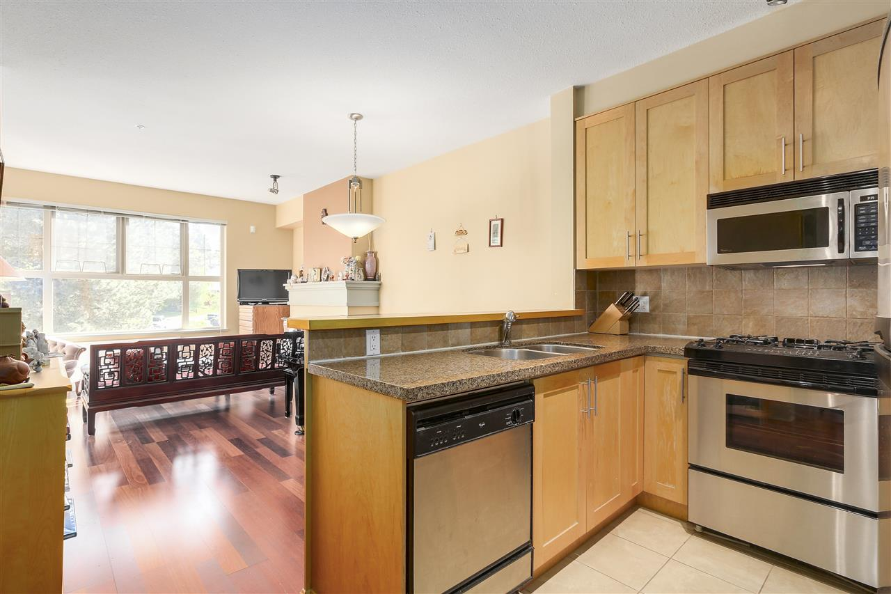 Condo Apartment at 2210 4625 VALLEY DRIVE, Unit 2210, Vancouver West, British Columbia. Image 3