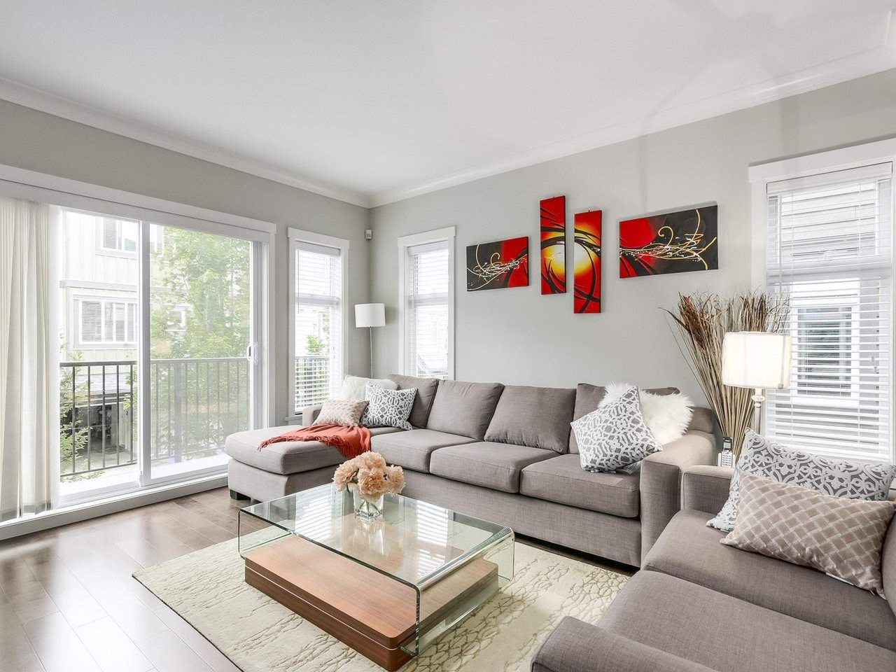 Townhouse at 19 6333 ALDER STREET, Unit 19, Richmond, British Columbia. Image 3