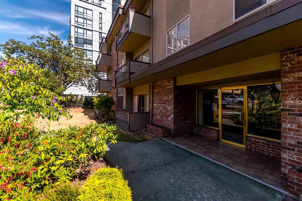 Condo Apartment at 102 610 THIRD AVENUE, Unit 102, New Westminster, British Columbia. Image 2