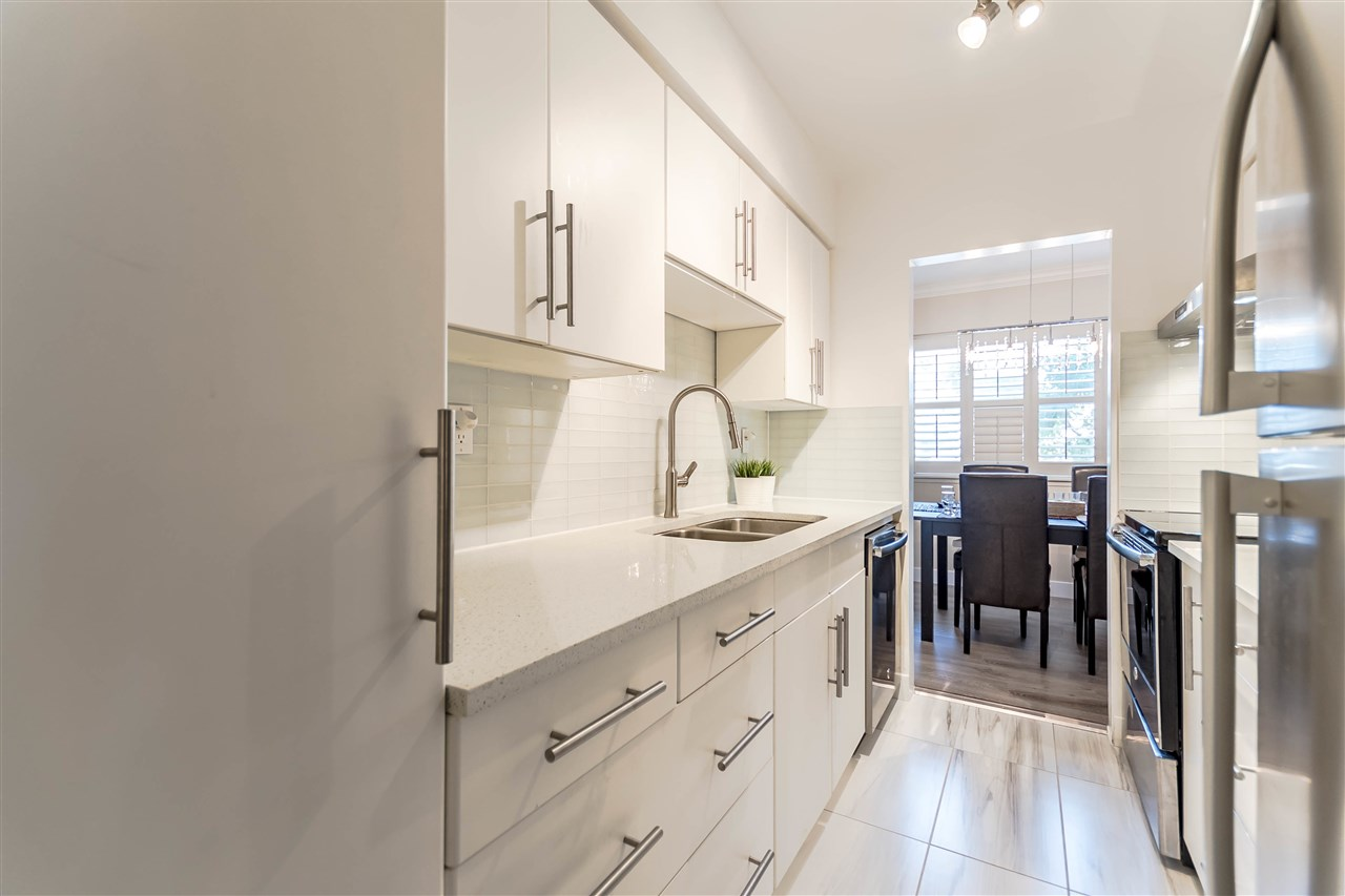 Condo Apartment at 102 610 THIRD AVENUE, Unit 102, New Westminster, British Columbia. Image 5