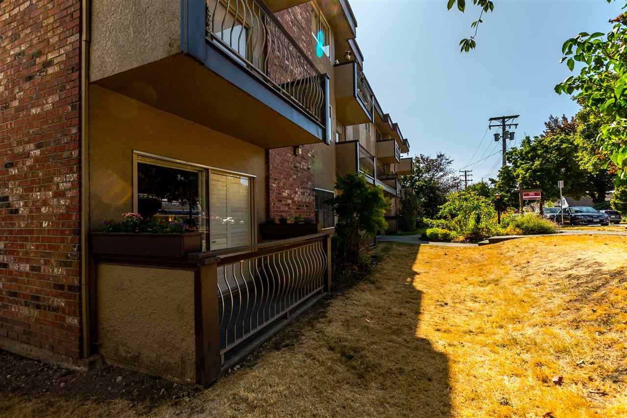 Condo Apartment at 102 610 THIRD AVENUE, Unit 102, New Westminster, British Columbia. Image 19