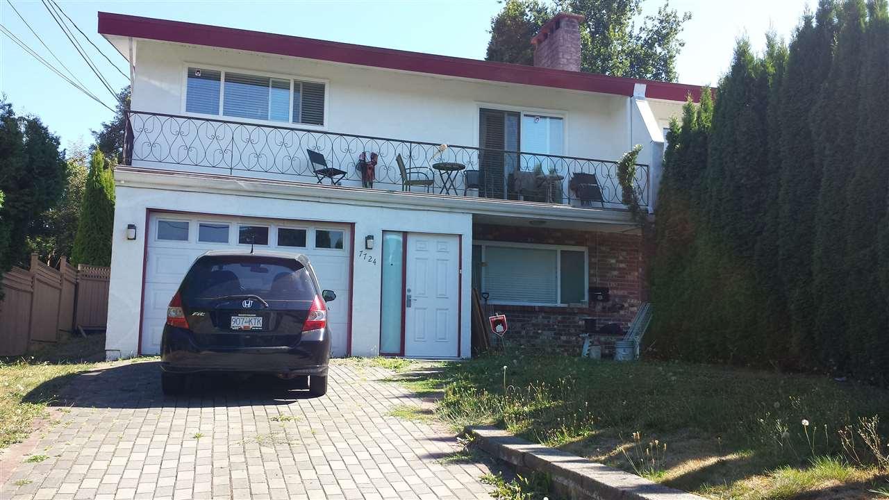 Half-duplex at 7724 NURSERY STREET, Burnaby South, British Columbia. Image 1