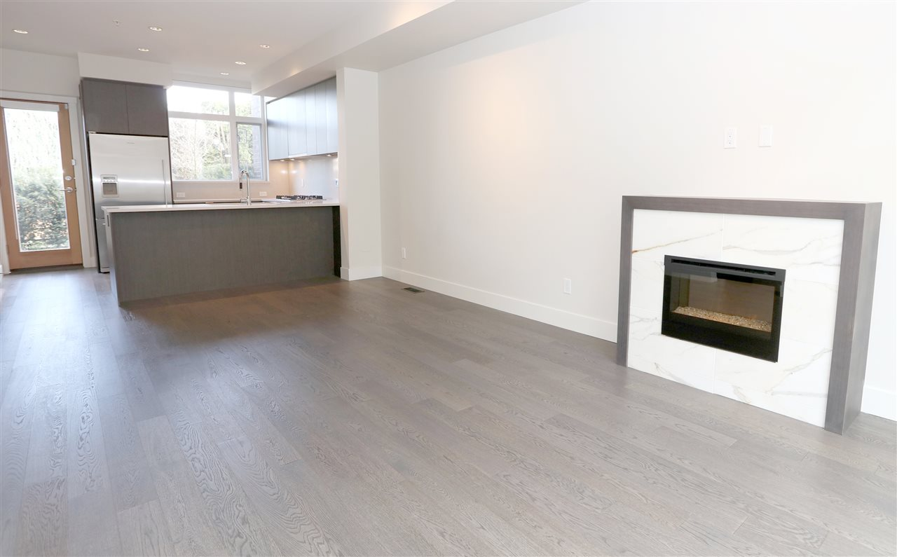 Townhouse at 6174 OAK STREET, Vancouver West, British Columbia. Image 5