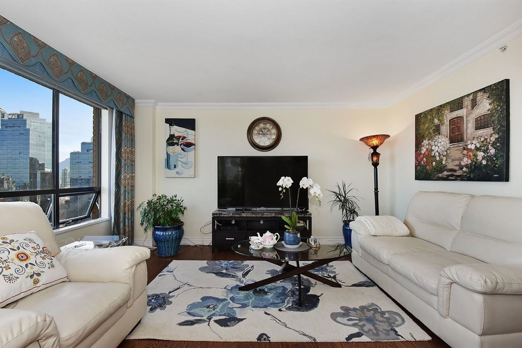Condo Apartment at 2804 1189 HOWE STREET, Unit 2804, Vancouver West, British Columbia. Image 5