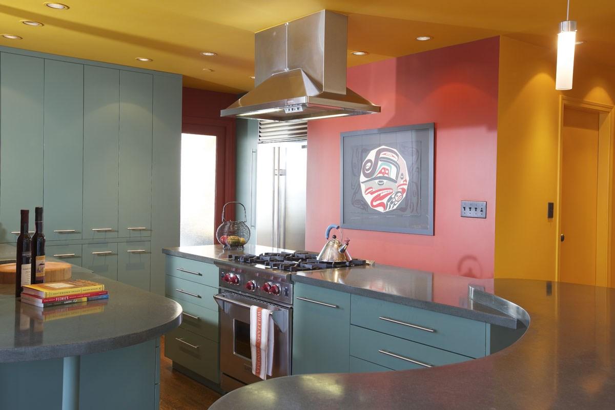 Condo Apartment at 2302 1383 MARINASIDE CRESCENT, Unit 2302, Vancouver West, British Columbia. Image 6