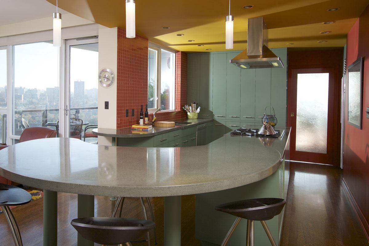 Condo Apartment at 2302 1383 MARINASIDE CRESCENT, Unit 2302, Vancouver West, British Columbia. Image 7
