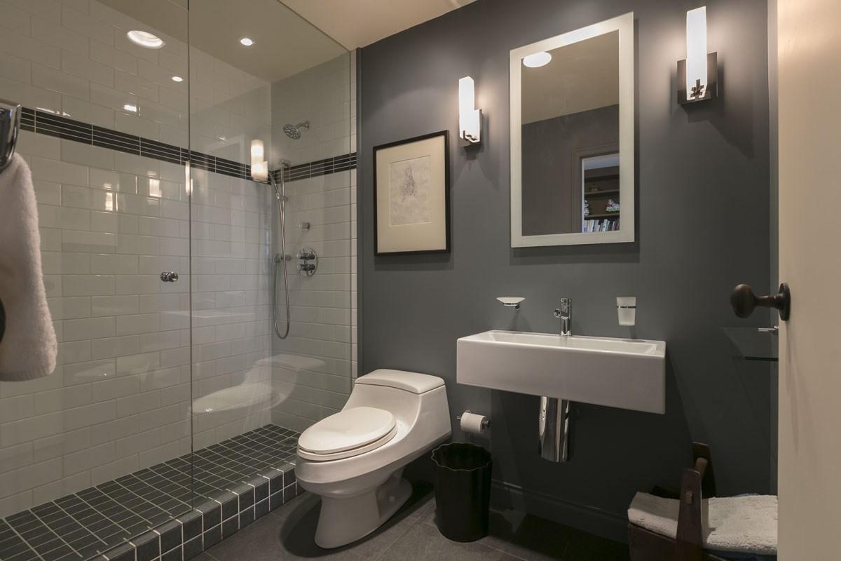 Condo Apartment at 2302 1383 MARINASIDE CRESCENT, Unit 2302, Vancouver West, British Columbia. Image 16
