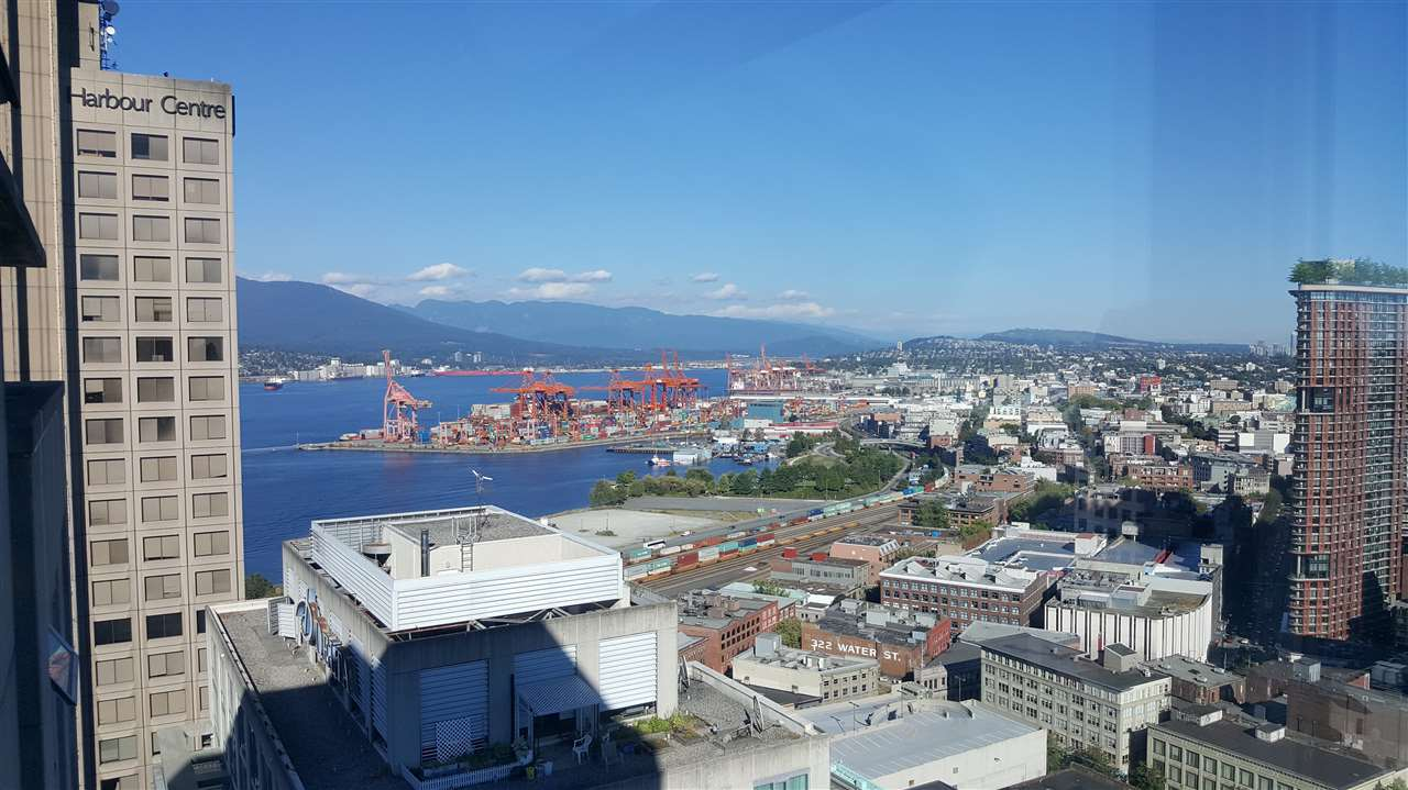 Condo Apartment at 3005 438 SEYMOUR STREET, Unit 3005, Vancouver West, British Columbia. Image 1