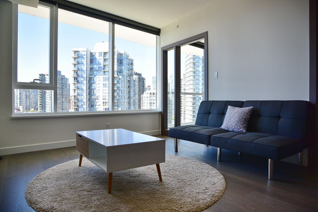 Condo Apartment at 2010 68 SMITHE STREET, Unit 2010, Vancouver West, British Columbia. Image 5
