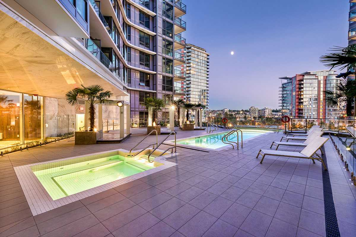 Condo Apartment at 2010 68 SMITHE STREET, Unit 2010, Vancouver West, British Columbia. Image 16