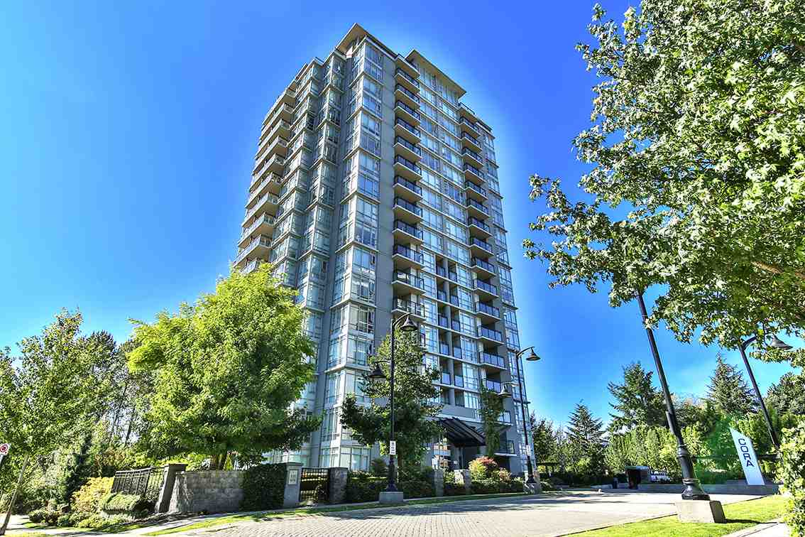 Condo Apartment at 1608 555 DELESTRE AVENUE, Unit 1608, Coquitlam, British Columbia. Image 1