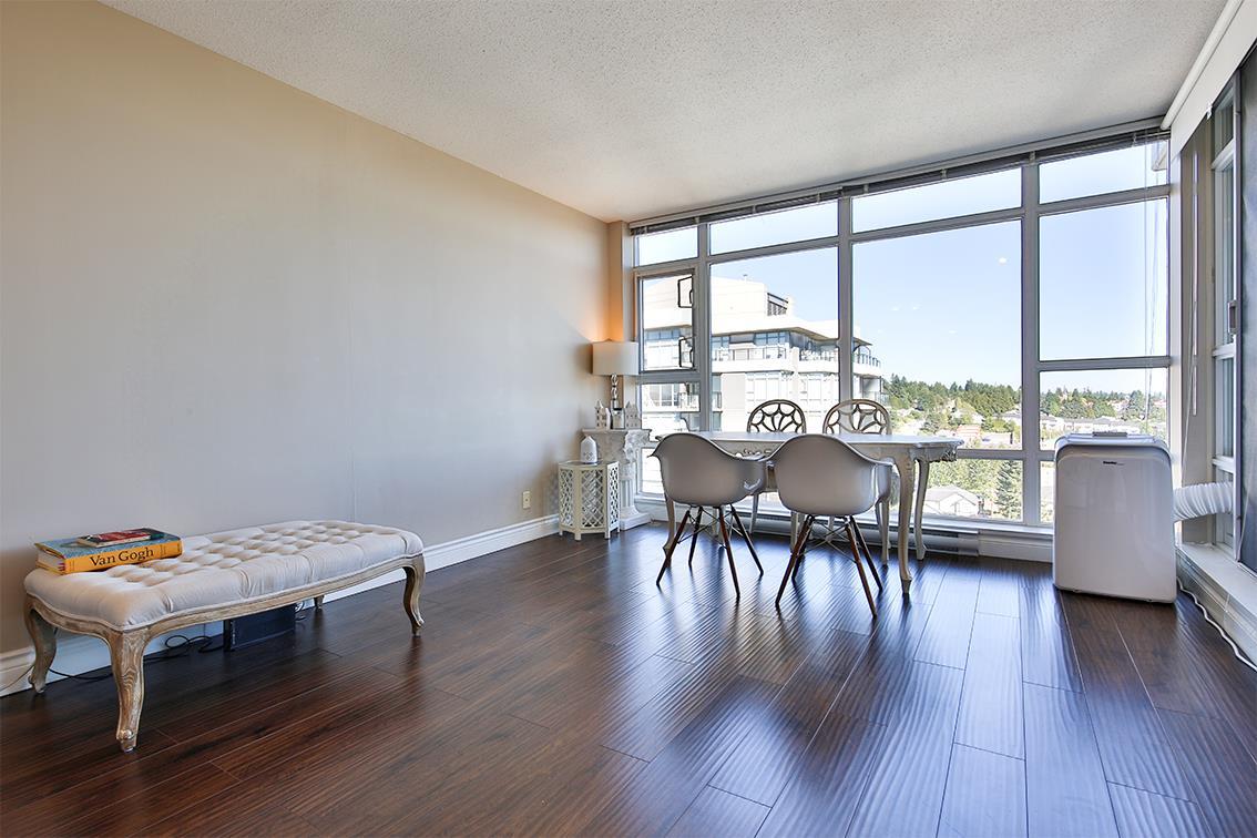 Condo Apartment at 1608 555 DELESTRE AVENUE, Unit 1608, Coquitlam, British Columbia. Image 2