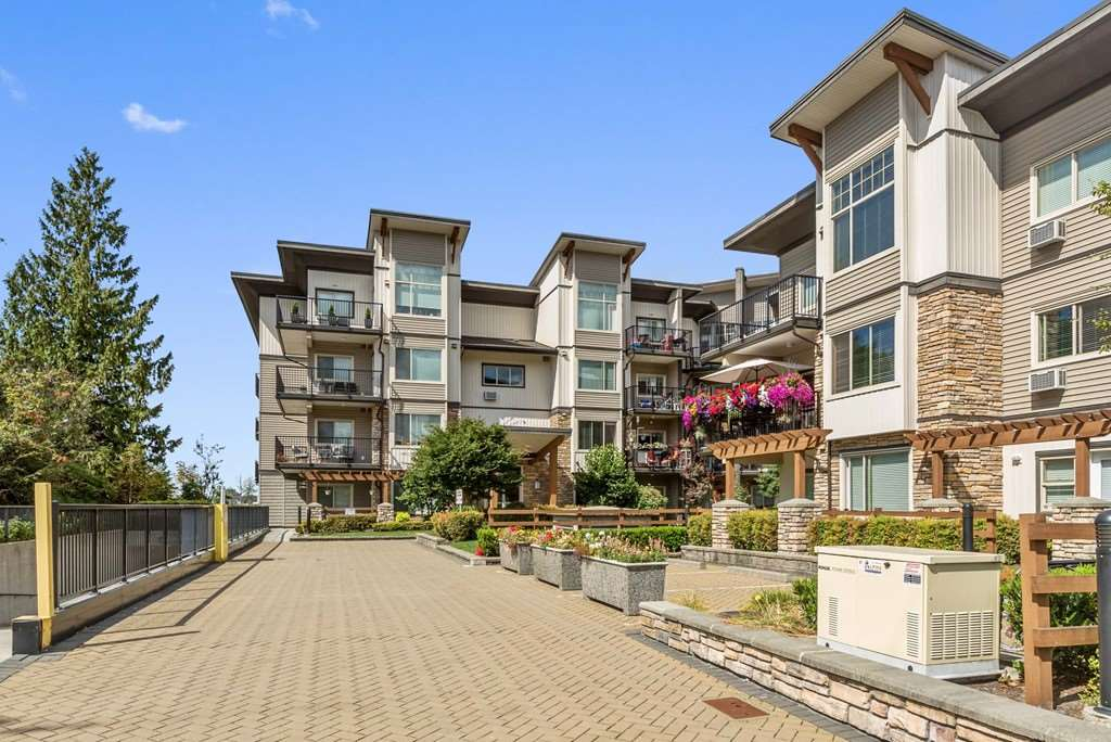 Condo Apartment at 214 11935 BURNETT STREET, Unit 214, Maple Ridge, British Columbia. Image 1
