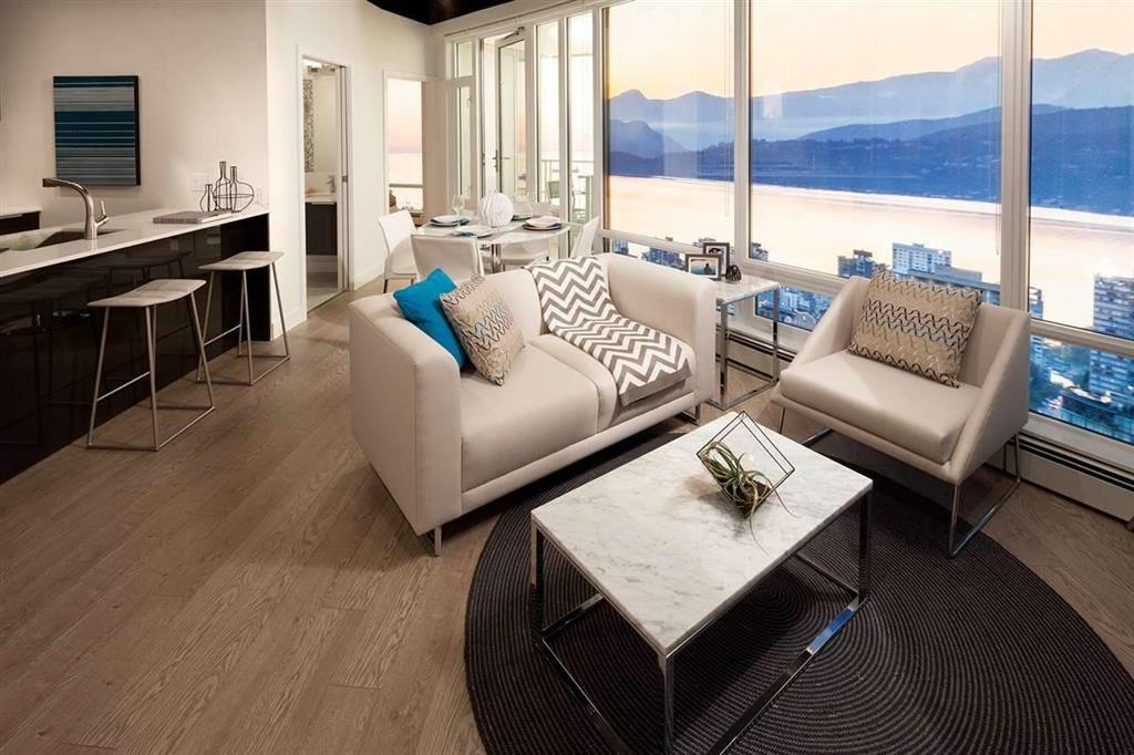 Condo Apartment at 4202 1283 HOWE STREET, Unit 4202, Vancouver West, British Columbia. Image 5