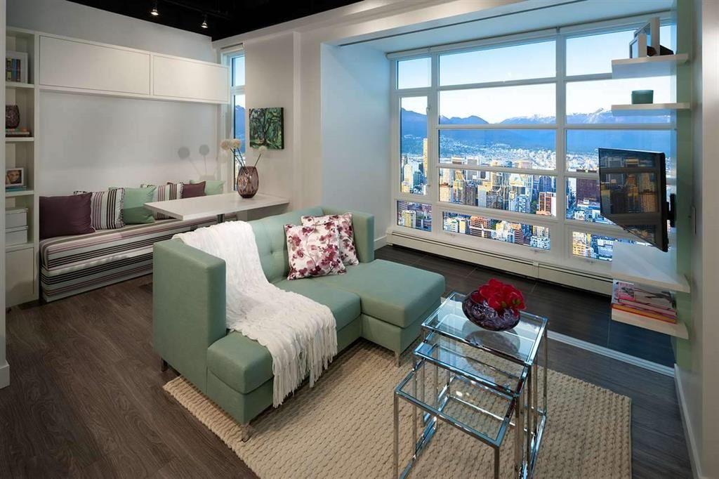 Condo Apartment at 4202 1283 HOWE STREET, Unit 4202, Vancouver West, British Columbia. Image 8