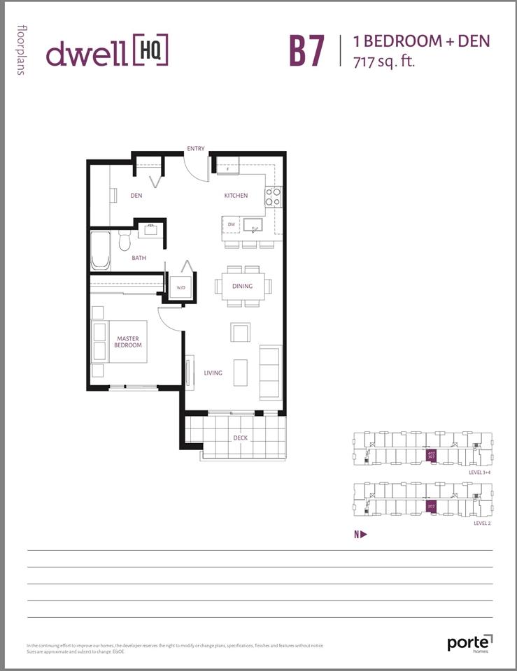 Condo Apartment at 307 13963 105A STREET, Unit 307, North Surrey, British Columbia. Image 3