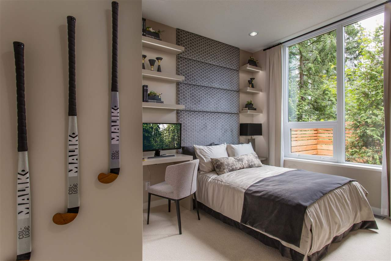 Condo Apartment at 709 3487 BINNING ROAD, Unit 709, Vancouver West, British Columbia. Image 4