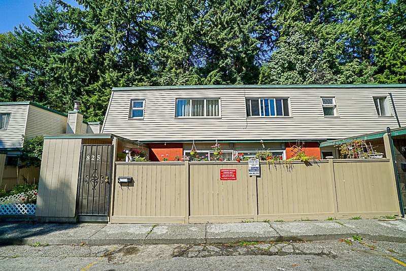 Townhouse at 825 WESTVIEW CRESCENT, North Vancouver, British Columbia. Image 20