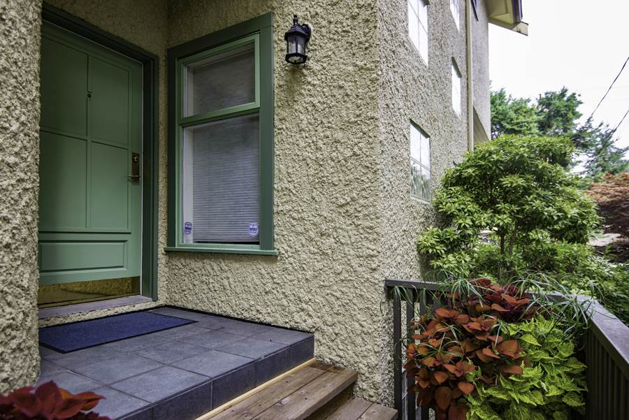 Townhouse at 1983 W 13TH AVENUE, Vancouver West, British Columbia. Image 2