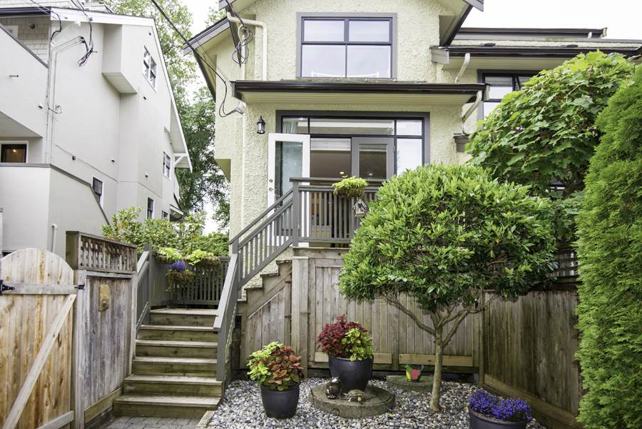 Townhouse at 1983 W 13TH AVENUE, Vancouver West, British Columbia. Image 20
