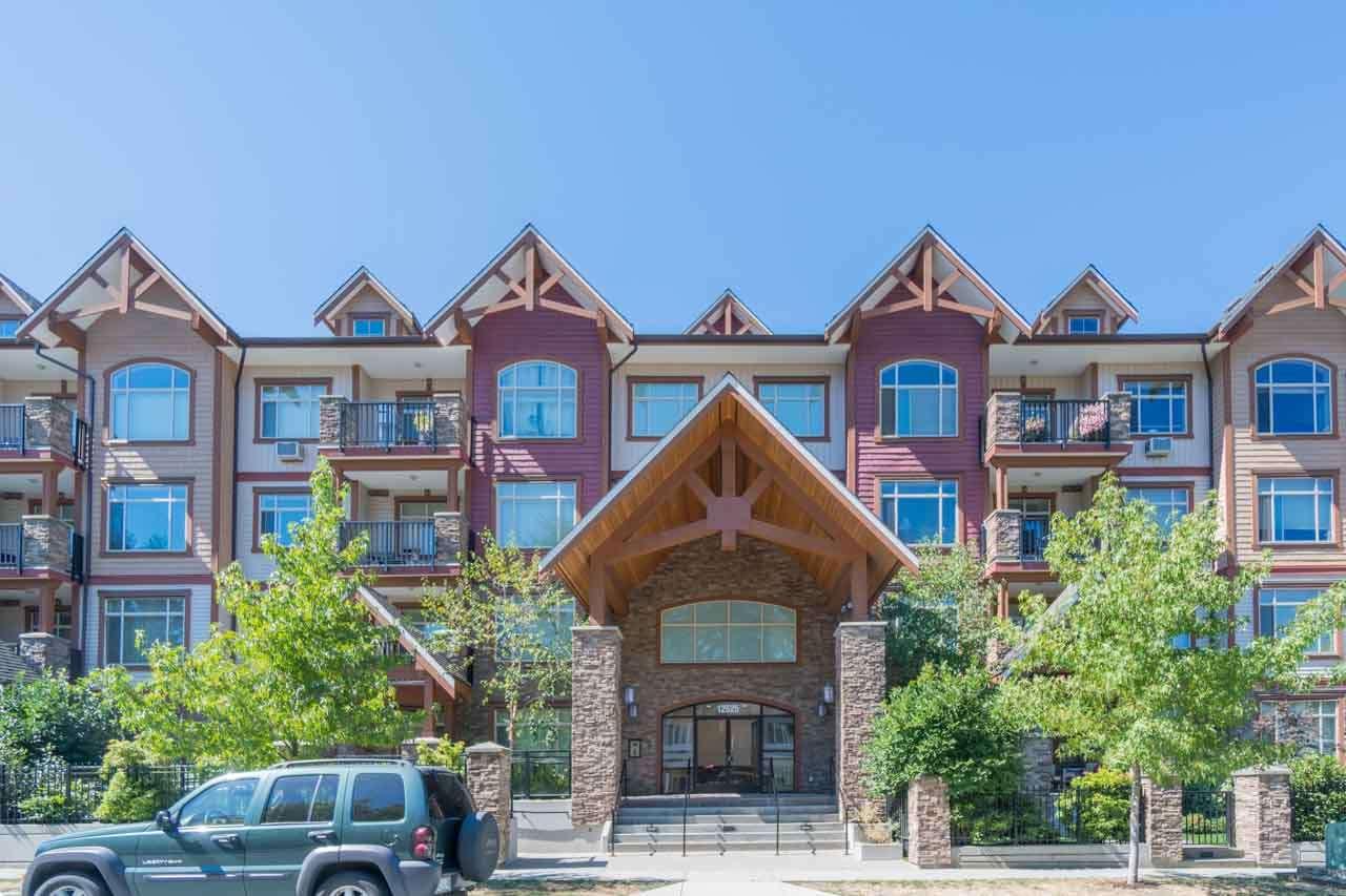 Condo Apartment at 404 12525 190A STREET, Unit 404, Pitt Meadows, British Columbia. Image 1